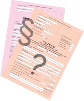 Jak vyplnit daňové přiznání - ilustrace